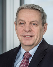 Bernd Rickels, Director Business Development bei EURAMCO