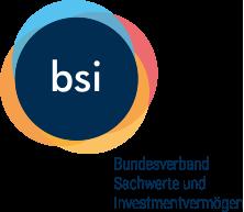 Logo Bundesverand Sachwerte und Investmentvermögen